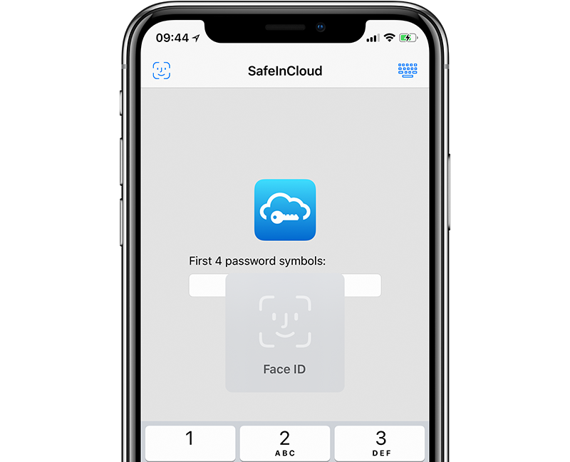 Safeincloud Password Manager For Android Ios Windows And Mac